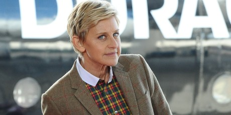 Ellen DeGeneres Kicks Off Duracell/Toys For Tots Initiative