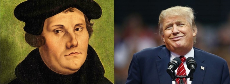 Trump Luther