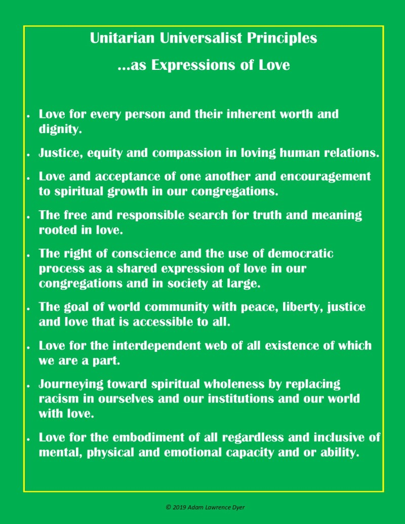 Demanding Love - Principles